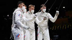 Россия не защитила золото Олимпиады в рапире. Близнецы Бородачевы тащили весь день, но на финал их не хватило