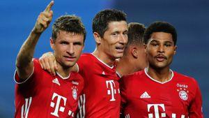«Бавария» ожидаемо разобралась с «Лионом». В финале ЛЧ все же будут два топ-клуба!