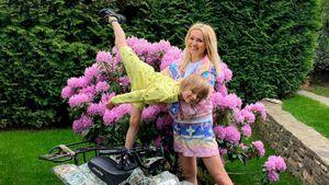 Рудковская показала тренировки сына: «Собаки лают, а караван идет»