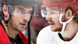 Двух русских хоккеистов могут не дождаться в КХЛ. Анисимов тренируется в Детройте, Свечников собирается в Канаду