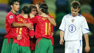 Путин спросил, что это было, а Жириновский рвался поговорить с игроками. 17 лет позору сборной России в Португалии