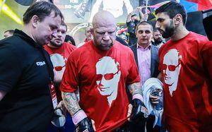 Боец из Америки, которого хвалил Киркоров, стал гражданином РФ. Потому что он фанат Ленина