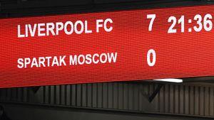 «7:0 со «Спартаком»? Разве такое было?» Два игрока «Ливерпуля» признались, что не помнят знаменитого разгрома