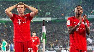 «Бавария» проиграла лидеру Бундеслиги ипокинула зону Лиги Европы. Нет, мыничего неперепутали