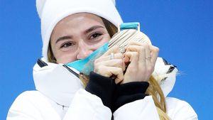 Лыжница Белорукова будет дублером актрисы, которая исполнит роль Вяльбе вфильме «Белый снег»