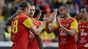 Тульский «Арсенал» разгромил «Тамбов» в матче РПЛ