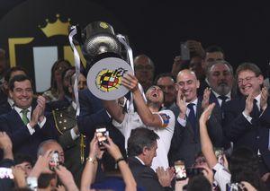 Федерация футбола Испании одобрила проведение финала Кубка Испании со зрителями