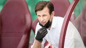 Семак: «Первый тайм матча с «Уфой» мне не очень понравился. Вышли не с тем настроением, с которым нужно»