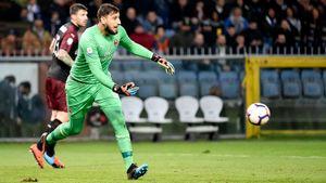 «Милан» проиграл из-за дикого фэйла Доннаруммы. Влучшего кипера Италии вселился Кариус