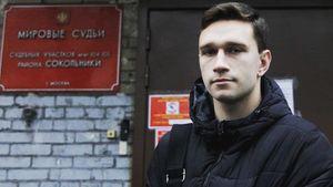 «Очень мерзко». Судья Данченков, которого избил Широков, возмущен решением суда — штраф и обязательные работы