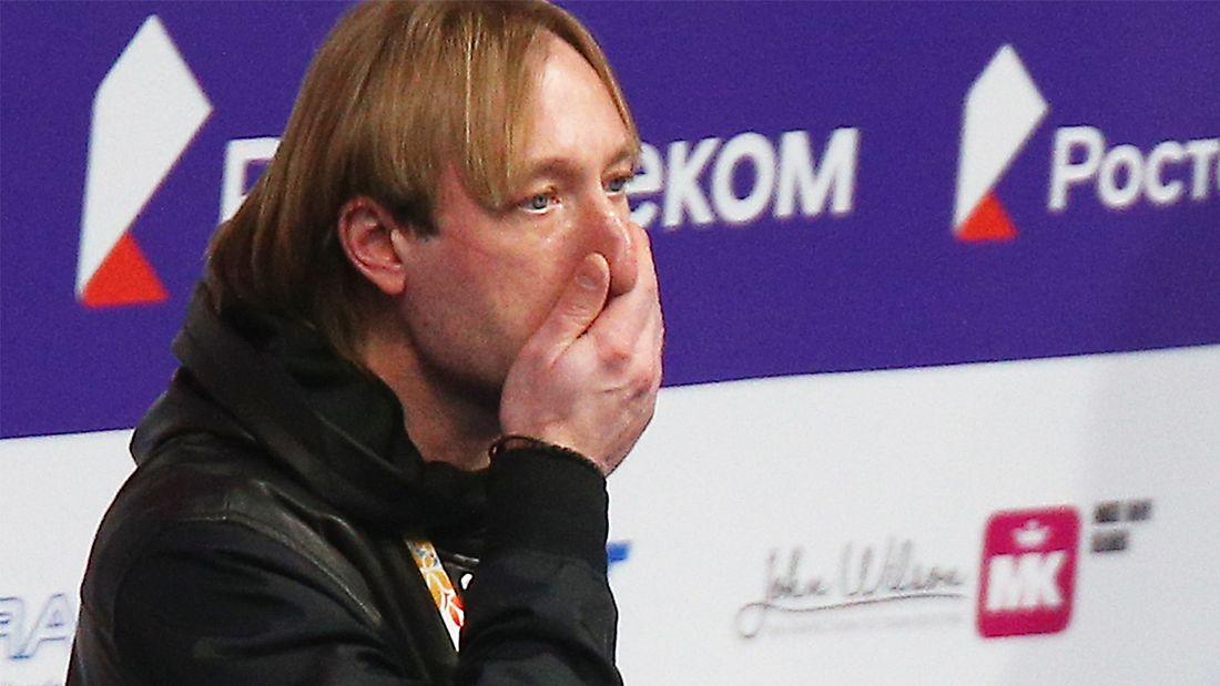 Хореограф группы Тутберидзе вызвал Плющенко на дуэль: Будем драться без правил. Хочу заткнуть твой поганый рот!