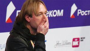 Хореограф группы Тутберидзе вызвал Плющенко на дуэль: «Будем драться без правил. Хочу заткнуть твой поганый рот!»