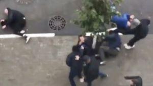 Фанаты «Зенита» и «Спартака» устроили массовую драку в Твери. Полиция задержала 11 человек