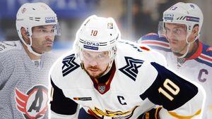 Стали известны зарплаты игроков КХЛ. Самым дорогим хоккеистам на двоих скоро 80 лет