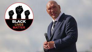 Валуев — о запрете BLM на Играх в Токио: «МОК не хочет превращать Олимпиаду в политическую демонстрацию»