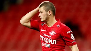 Демарш Гулиева— спланированная акция? Агентские игры ломают карьеру игроку «Спартака»