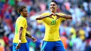 Назван состав сборной Бразилии наКубок Америки— 2019