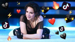 Загитова освоила Тик Ток и передает привет из Японии. Лучшие видео: «Распутин», I'm so pretty, слайдинг Эсмеральды