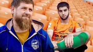 «Настоящий чеченец. На встрече с Кадыровым ему очень понравилось». Новый Марио для Карпина: кто такой Арсен Адамов