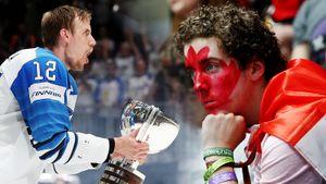 Канадский вратарь летал, финский гигант сводил всех с ума, чемпионы зацеловали кубок. Фото финала ЧМ