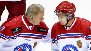 Фетисов — об игре в хоккей с Путиным: «Готов любого политика поставить на коньки, в том числе и Трампа»