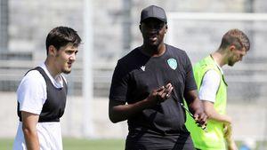 Туре: «Я приехал в Чечню развивать футбол и помогать людям. Мне важно, как на меня будет смотреть глава республики»