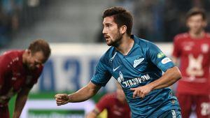 Сутормин забил свои первые голы за «Зенит». Само собой, «Рубину», кому же еще?