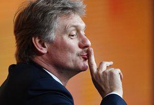 В Кремле прокомментировали возможный недопуск России на ОИ-2020