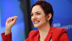 Начала делать четверной сальхов, поставила лучшую произвольную. О чем говорила Медведева в Москве