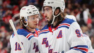 Банда Панарина уступила лучшей командеНХЛ. Даже русские хоккеисты неспасли «Нью-Йорк»