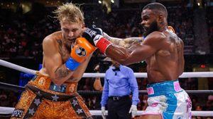 Блогер побил бывшего чемпиона UFC. Вудли называл себя величайшим в истории, но не смог победить звезду ютуба
