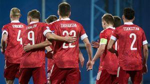 Россия проиграла Дании и покинула молодежный чемпионат Европы. Как это было