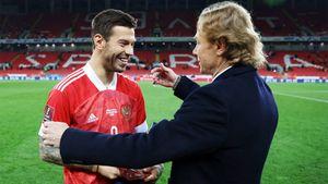 «До работы с Россией у меня не было футболистов такого уровня». Карпин— о сборной, преображении Смолова и тактике