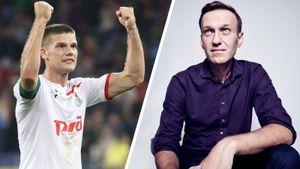Экс-капитан сборной России Денисов поддержал Навального: «Он должен быть на свободе. Большое к нему уважение»