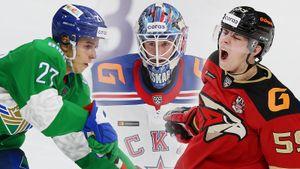 Русский бум в хоккейной Америке! Сразу четверо наших в 1-м раунде драфта НХЛ, Аскарова выбрали выше Василевского