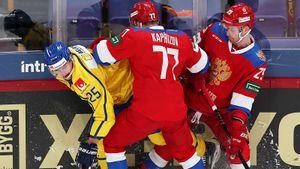 Россия— Швеция 3:4. Сборная Кудашова неудачно дебютировала наКубке Первого канала. Как это было