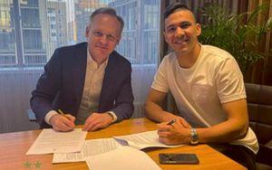 Бальбуэна подписал контракт с московским «Динамо»