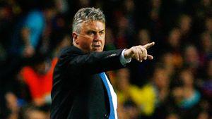 Хиддинк рассказал оподозрительном характере матча «Челси»— «Барселона» вполуфинале Лиги чемпионов