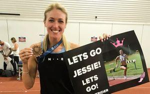 Британская учительница Найт выиграла чемпионат страны исобиралась наОлимпиаду. Так она вдохновляет учеников