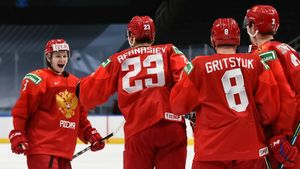 Как Россия пойдет за золотом молодежного ЧМ? В полуфинале наши почти наверняка сыграют с Канадой или США