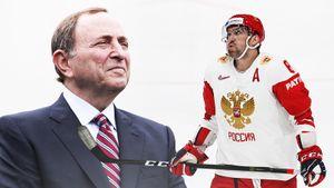 Овечкин может больше несыграть заРоссию против лучших. НХЛ губит хоккей, отменив Кубок мира
