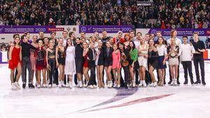 Стал известен состав сборной России начемпионат мира пофигурному катанию вМонреале