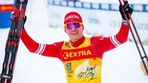 Главный лыжник России выиграл первую же гонку после скандала в Финляндии. Большунов ответил критикам делом