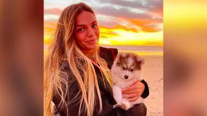 Ефимова не смогла привезти свою собаку в Россию из США: «Я так ревела»