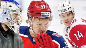 Втоп-10 самых перспективных хоккеистов мира половина русских. Капризов— лучший игрок Европы