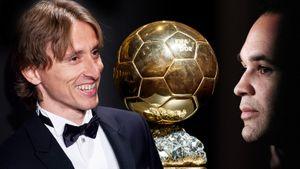 «Как объяснить детям, что Модрич получил «Золотой мяч», аИньеста— нет?» Лучшее изсоцсетей