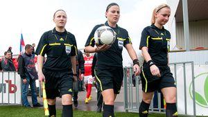 «Мое любимое — удаление тренера». Наша топовая женщина-судья о Суперкубке УЕФА, VAR и новых правилах
