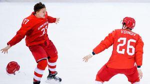 Капризов — о победном голе в финале ОИ-2018: «Офигенное ощущение. Не понимаешь, что в этот момент происходит»
