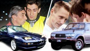 Как у футболистов «Спартака» угоняли иномарки в бандитские 1990-е