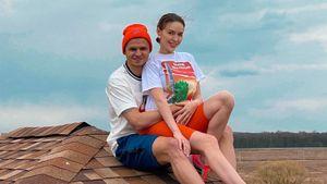 Жена футболиста Тарасова стала ведущей на клубном ТВ «Ак Барса»